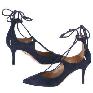 アクアズーラ AQUAZZURA 靴 パンプス スエード CHRMIDP0 SUE 080|asafezone