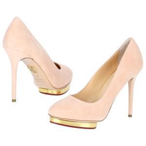 シャーロットオリンピア CHARLOTTE OLYMPIA 靴 パンプス DOTTY 110 E001231 SMC 0691 asafezone