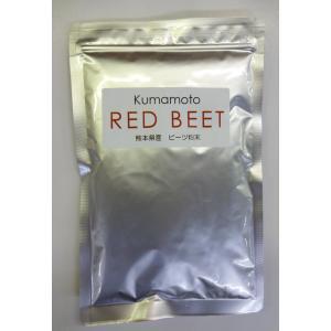 野菜粉末「ビーツ」150メッシュ 100g 約170ミクロンパウダー 国産 無添加 栄養 血圧