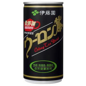 伊藤園 ウーロン茶 (缶) 190g×30本|asahi-store-chiba