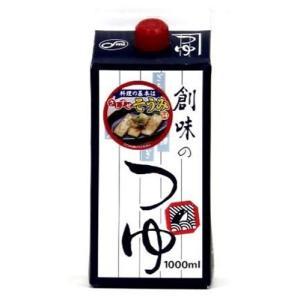 創味 つゆ 1L|asahi-store-chiba