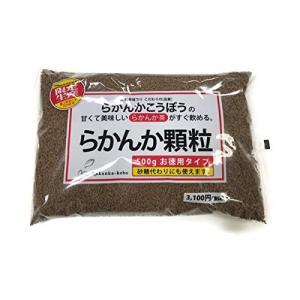 らかんかこうぼう らかんか顆粒 500g|asahi-store-chiba