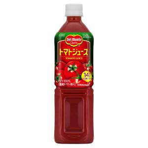 デルモンテ トマトジュース 900g×12本|asahi-store-chiba