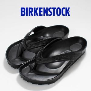 BIRKENSTOCK ビルケンシュトック Honolulu Black 1015487 サンダル スポーツ ナチュラル服 40代 50代 カジュアル シンプル ベーシック  asahiya-group-first