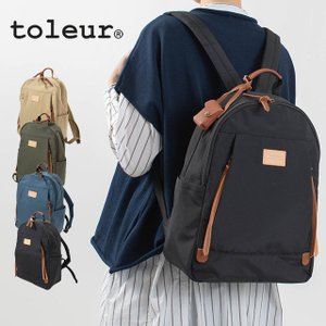 toleur ナイロングログラン/カウレザーリュック 11730  ナイロンバッグ ナイロントート 軽いバッグ 軽量 母の日 お祝い プレゼント ギフト|asahiya-group-first