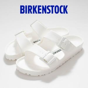 BIRKENSTOCK ビルケンシュトック Arizona EVA White 129443 サンダル スポーツ ナチュラル服 40代 50代 カジュアル シンプル ベーシック asahiya-group-first