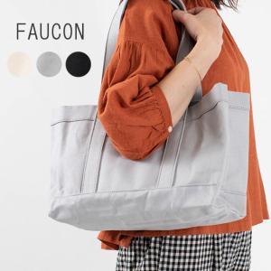 FAUCON/Hawk company トートバッグ 4046 ナチュラルファッション ナチュラル服 40代 50代 大人コーデ 大人かわいい カジュアル シンプル ベーシック|asahiya-group-first