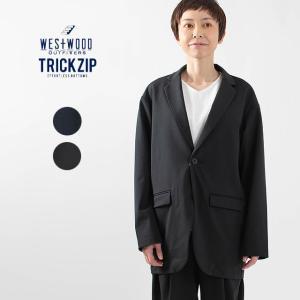 Westwood Outfitters TRICKZIP_U ビッグテーラー 8411805 ナチュラル服 40代 50代 ミニマリスト 大人コーデ 大人かわいい シンプル カジュアル|asahiya-group-first