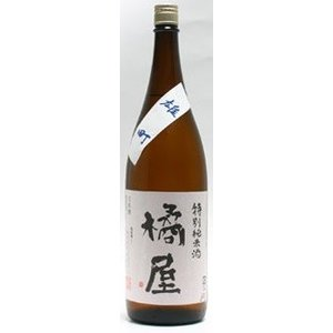 橘屋(たちばなや) 特別純米 雄町1.8L(宮城県/川敬商店/日本酒)