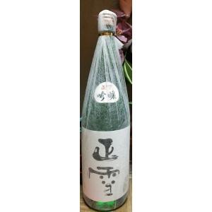 正雪(しょうせつ) 吟醸1.8L(日本酒/神沢川酒造/静岡県)