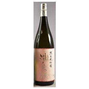 日本酒 純米大吟醸 瀧自慢(たきじまん)2016年伊勢志摩 ...