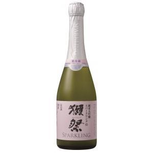 獺祭45(だっさい)純米大吟醸スパークリング720ml 60サイズクール発送対象商品(日本酒スパーク...