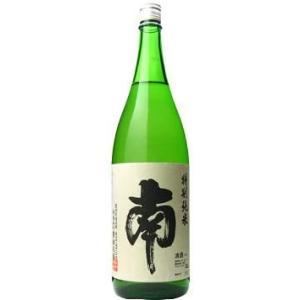 南 特別純米 1800ml  日本酒度 +6  酸度 1.7 精米 60磨 アルコール分 16度  ...