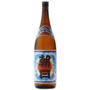 朝日(あさひ) 黒糖焼酎30度 1.8L(黒糖焼酎 朝日酒造 鹿児島)