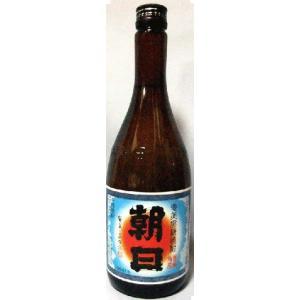 朝日(あさひ) 黒糖焼酎30度 720ml(黒糖焼酎 朝日酒造 鹿児島)