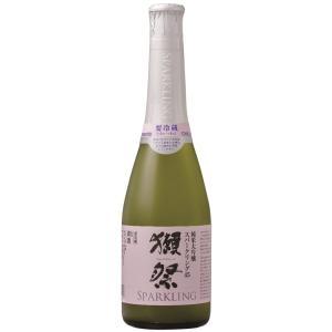 獺祭(だっさい)純米大吟醸50スパークリング 360ml クール発送対象商品(日本酒スパークリング/山口県)