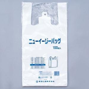 レジ袋 大サイズ ニューイージーバッグ3L 1袋100枚入 特大サイズ ゴミ袋 レジ袋 スーパーの袋 ビニール袋 使い捨て袋 ポイント消化|asahiyasetomonoten