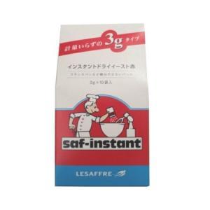 サフ(saf) インスタントイースト 赤 3g×10【製菓材料】|asai-tool