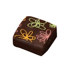 IBC チョコレート用転写シート アントネラ 1枚 【製菓材料】|asai-tool