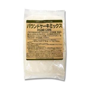 パウンドケーキミックス粉 360g【製菓材料】|asai-tool