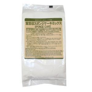宝笠印スポンジケーキミックス 360g【製菓材料】|asai-tool