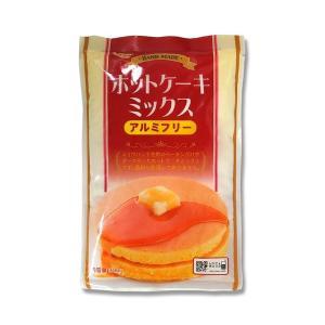 ホットケーキミックス アルミフリー 300g【製菓材料】|asai-tool