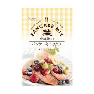 全粒粉入りパンケーキミックス(アルミフリー) 750g【製菓材料】|asai-tool