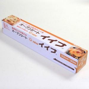 ★日本製★オーブンシート NEWイイナ 33cm×30m|asai-tool