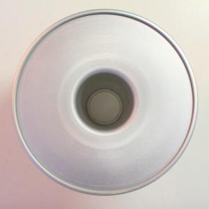 ★浅井商店オリジナルシフォン型★ つなぎ目のないアルミトールシフォンケーキ型17cm|asai-tool|06