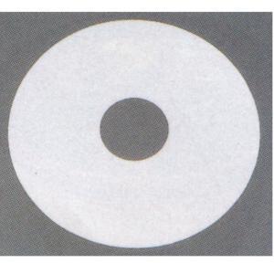 シフォンケーキ丸型 敷紙20枚入|asai-tool