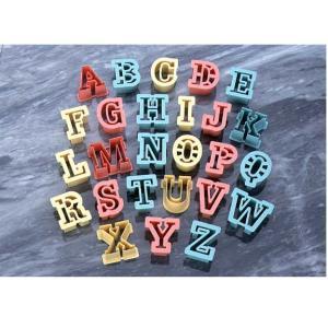 PCクッキー抜型アルファベット 26P|asai-tool