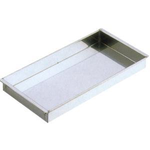 ステンレス羊羹舟 1寸5分|asai-tool
