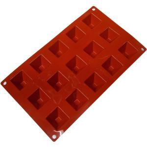 Pavoniシリコンモールド ピラミッド15P|asai-tool