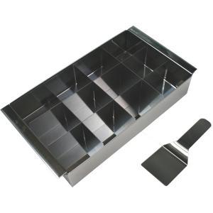 デザート寒天流し器 大|asai-tool