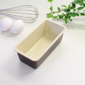 ラフィネ(raffine) ふっ素加工パウンドケーキ焼型 17cm 【ooo】|asai-tool