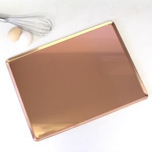 ハードパンのための銅天板 405X300XH10mm t=1.5mm 【ddd】|asai-tool