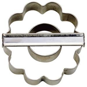 Stadter(スタッダー) クッキー型 お花リング 【ooo】 asai-tool