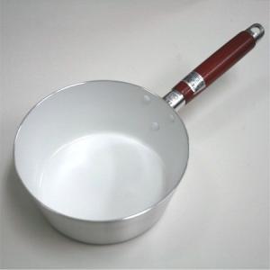 【在庫処分】セラミックフィール IHアルミ雪平鍋 18cm|asai-tool