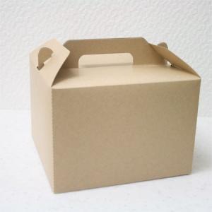 トールキャリーボックス 茶無地 10枚入 [KS4600]|asai-tool