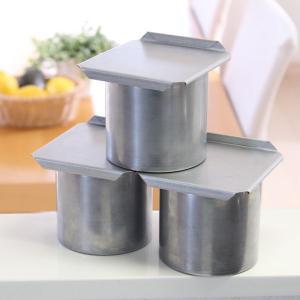 ★いつでもまとめてお得!★アルタイト食パン型  ログパン9 3個組|asai-tool