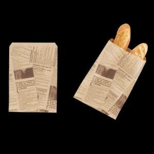 【パン袋】ヨーロピアン平袋 100枚 5607 asai-tool