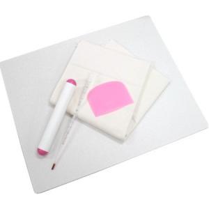 ★送料無料★NEWパン作り便利セット ピンク 【ddd】 asai-tool