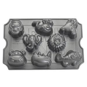 ノルディックウェア ZOO Animals Muffin Pan ズーアニマルマフィンパン|asai-tool