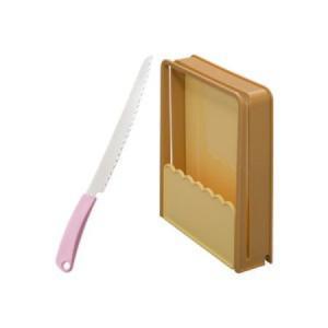パン切りナイフ&ガイドセット 【ddd】|asai-tool
