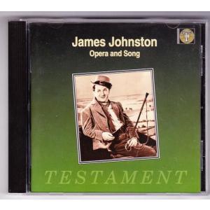 ジェームズ・ジョンストン名唱集 ((yshop02-097|asakimusic