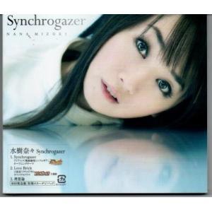 水樹奈々 Synchrogazer 新古品未開封 pr30 /ygapr-021|asakimusic