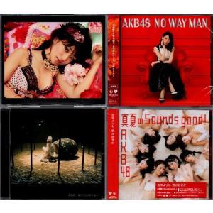 AKB48 CD4点セット ym265