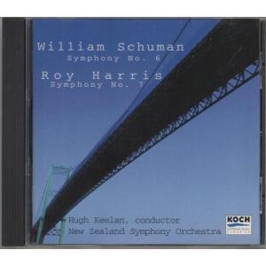 ハリス 交響曲第7番,ウィリアム・シューマン 交響曲第6番
