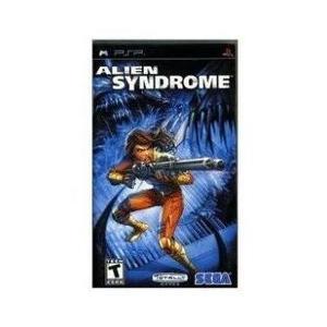 [メール便OK]【新品】【PSP】Alien Syndrome【海外北米版】[在庫品]|asakusa-mach