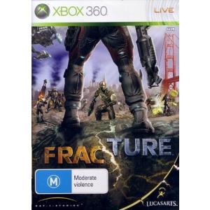 [100円便OK]【新品】【Xbox360】Fracture【海外アジア版】|asakusa-mach